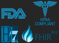 HIPAA FHIR FDA HL7